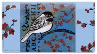 Click on Bird Song Checkbook Cover For More Details
