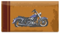 Click on Motorcycle Checkbook Cover For More Details