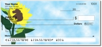 Click on Sunflowers of Peace Personal Checks For More Details