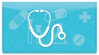 Click on Medical Icon Checkbook Cover For More Details