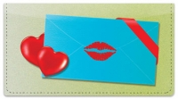 Click on Love Letter Checkbook Cover For More Details