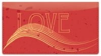 Click on Living Life Checkbook Cover For More Details