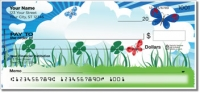 Click on Cute Butterfly Personal Checks For More Details