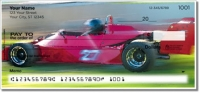Click on Car Racing Personal Checks For More Details