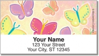 Click on Colombo Butterfly Address Labels For More Details