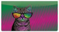 Click on Krazy Kitty Checkbook Cover For More Details