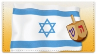 Click on Jewish Tradition Checkbook Cover For More Details