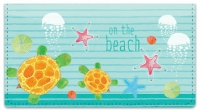 Click on Colombo Beach Checkbook Cover For More Details