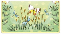Click on Spring Breeze Checkbook Cover For More Details