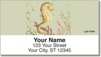 Click on McRostie Seahorse Address Labels For More Details
