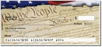 Click on Words of Freedom Personal Checks For More Details