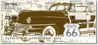 Click on Route 66 Personal Checks For More Details