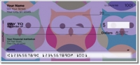 Click on Winking Owl Personal Checks For More Details