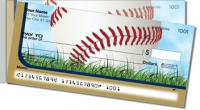 Click on Blue & Gold Baseball Fan Side Tear For More Details