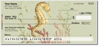 Click on McRostie Seahorse Personal Checks For More Details