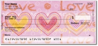 Click on Love Love Personal Checks For More Details