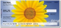 Click on Sunflower Personal Checks For More Details