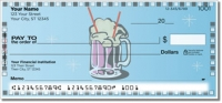 Click on Sock Hop Personal Checks For More Details