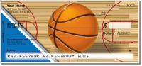 Click on Blue & Silver Basketball Personal Checks For More Details