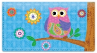 Click on Cute Owl Checkbook Cover For More Details
