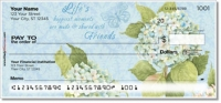 Click on Hydrangea Personal Checks For More Details