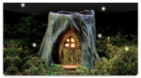 Click on Fairy Home Checkbook Cover For More Details