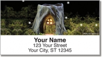 Click on Fairy Home Address Labels For More Details