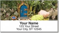 Click on Miniature Fairy Garden Address Labels For More Details