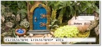 Click on Miniature Fairy Garden Personal Checks For More Details