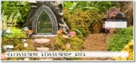Click on Woodland Fairy Personal Checks For More Details