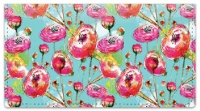 Click on Breezy Blooms Checkbook Cover For More Details