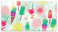 Click on Popsicle Delight Checkbook Cover For More Details