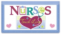Click on Linn Nurse Checkbook Cover For More Details