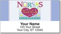 Click on Linn Nurse Address Labels For More Details