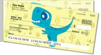 Click on Dino Side Tear Personal Checks For More Details