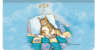 Click on Gary Patterson Cats Checkbook Covers For More Details