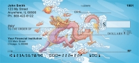Click on Mystical Dragons Personal Checks For More Details