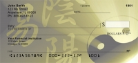 Click on Stylistic Yin Yang Personal Checks For More Details