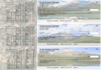 Click on Scenic Mountains Payroll Designer Business Checks  For More Details