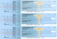Click on Medical Accounts Payable Designer Business Checks For More Details