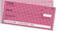Click on Reed Houndstooth Side Tear Personal Checks For More Details