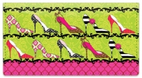 Click on Terri Puma Shoe Lover Checkbook Cover For More Details