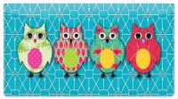 Click on Puma Colorful Owls Checkbook Cover For More Details