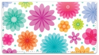 Click on Geo Floral Checkbook Covers For More Details