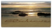 Click on Inspirational Sand Scribbles Checkbook Covers For More Details