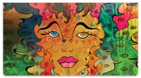 Click on Valencia-Bruch Pop Art Checkbook Cover For More Details