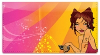 Click on Sassy Girl Checkbook Covers For More Details