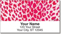 Click on Neon Leopard Address Labels For More Details