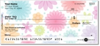 Click on Geo Floral Personal Checks For More Details