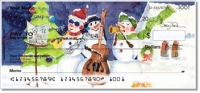 Click on Snow Musician Personal Checks For More Details